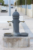 Fountain. Royalty Free Stock Image