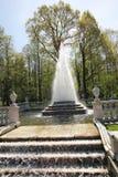 Fountain the Pyramid Royalty Free Stock Photography