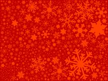 Red Christmas Blast Background royalty free stock photos