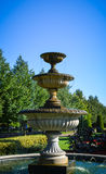 Fountain in Regents Park in London Royalty Free Stock Photo