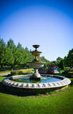 Fountain in Regents Park in London Royalty Free Stock Image