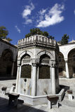 Fountain for ritual ablution. In Istanbul,Turkey Stock Photos