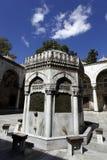 Fountain for ritual ablution Stock Photos