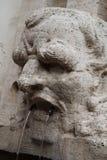 Fountain Roma Royalty Free Stock Photo