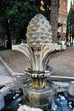 Fountain in Rome Royalty Free Stock Photos