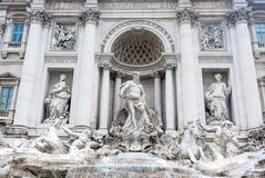 Fountain in Rome. Royalty Free Stock Photography