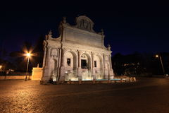 Fountain of San Pietro in Montorio, Rome Royalty Free Stock Photos