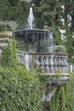 Fountain in Sanssouci Park Royalty Free Stock Images