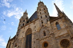 St. Stephens Cathedral, Vienna, Austria Royalty Free Stock Image