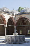 Fountain of Selimiye Mosque Royalty Free Stock Image