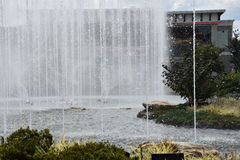 The Fountain Show at The Island in Pigeon Forge, Tennessee stock photography