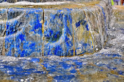 Fountain splash Stock Image