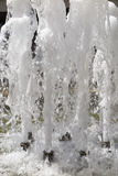 Fountain spouts Royalty Free Stock Images