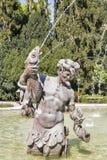 Fountain in the Stadtpark of Graz, Styria, Austria Royalty Free Stock Photos