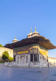 The fountain of Sultan Ahmed III Royalty Free Stock Image