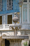 Fountain of the Topkapi Palace Royalty Free Stock Image