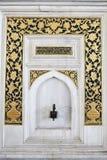 Fountain in Topkapi Palace Stock Image