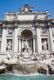 Fountain of Trevi Stock Photos