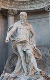 Fountain Trevi,Rome, Italy Stock Photo