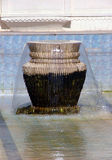 Fountain Urn. A fountaining grecian urn Stock Image