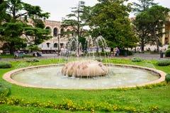 The Fountain in Verona, Italy Royalty Free Stock Image
