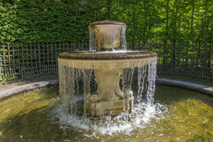 Fountain in Versailles Garden, France. Fountain in Versailles Garden in France Royalty Free Stock Images