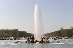 Fountain at Versailles Palace Stock Photography