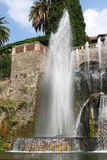 Fountain in Villa d'Este Stock Photography