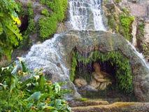 Fountain, Villa d'Este, Tivoli, Italy Stock Photos
