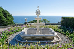 Fountain in the Vorontsov Palace Stock Images