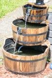 Fountain. Water Fountain outdoor garden Splashing Royalty Free Stock Photo