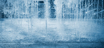 Fountain water Royalty Free Stock Photo
