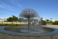 Fountain. royalty free stock images