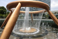 Fountain of Wealth Singapore Royalty Free Stock Image