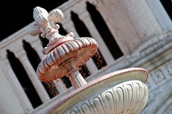 Fountain of wine Royalty Free Stock Photos