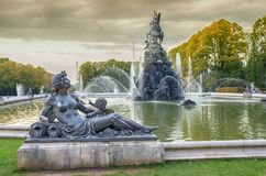 Free Fountain With Water Stock Photos - 102043123