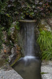 The Fountain of Youth, Balchik. This Picture is Taken In The Balchik Caslte, Bulgaria stock photo