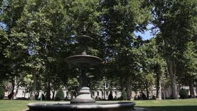 Fountaine stock video