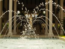 Fountains Stock Photo
