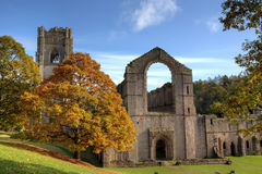 Free Fountains Abbey Stock Image - 27604141