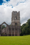 Fountains Abbey Royalty Free Stock Image