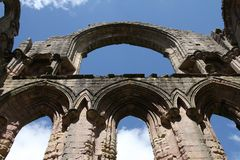 Fountains Abbey Stock Images