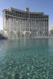 Fountains at Bellagio - Las Vegas Royalty Free Stock Photography