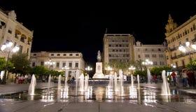 Fountains - Cordoba Royalty Free Stock Photography