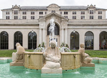 Fountains of the Four Seasons Royalty Free Stock Images