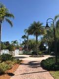 The Fountains at Orlando, Florida. Royalty Free Stock Photo
