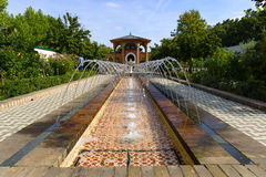 Fountains. Royalty Free Stock Image