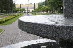 Fountan ειρηνικού Στοκ Φωτογραφίες