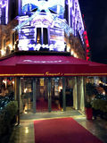 Fouquets Paryż zdjęcie stock