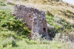 four antique de brique Photo libre de droits